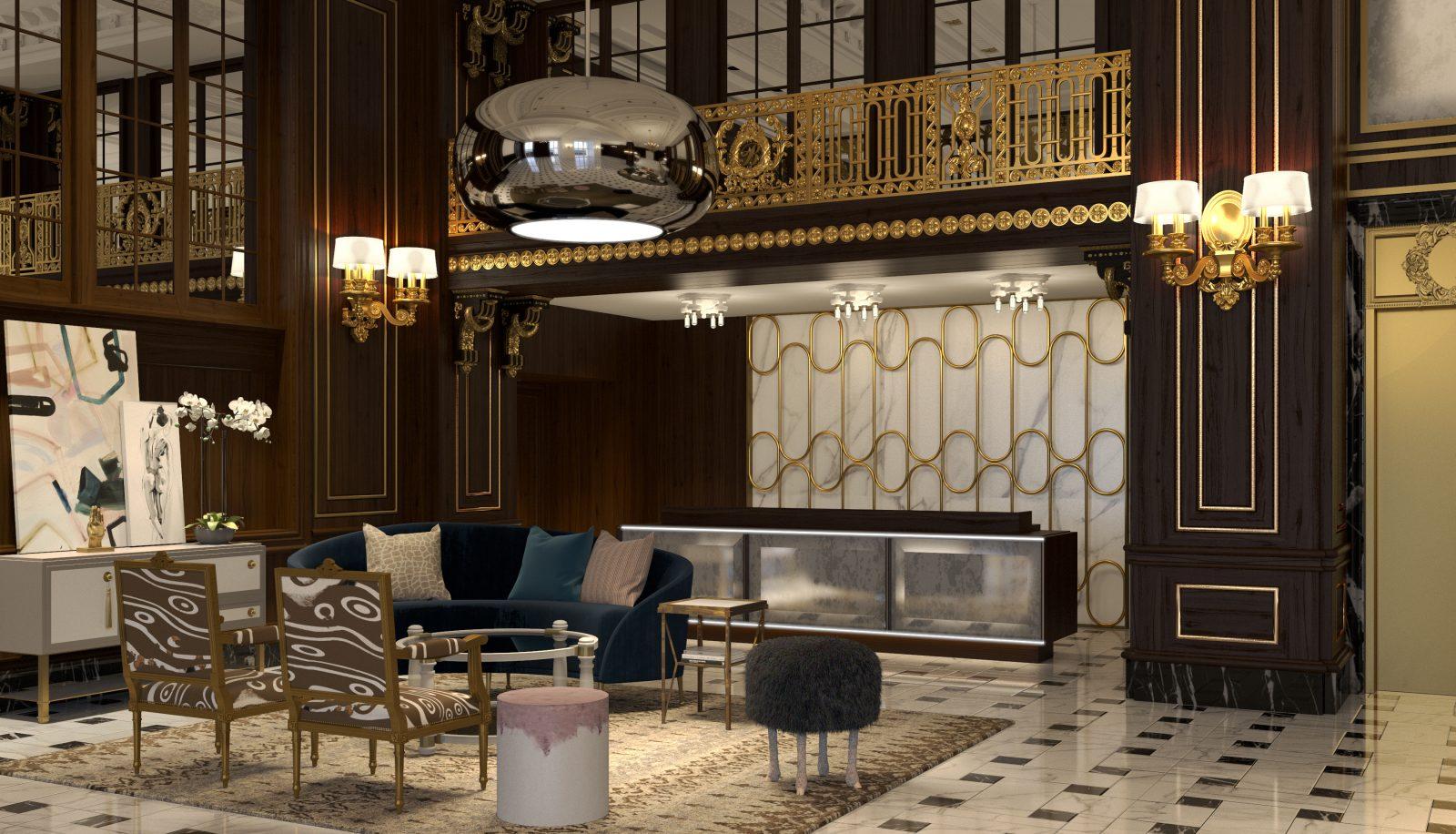 Chicago Hotels The Blackstone Hotel