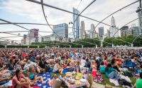 Millennium Park Summer Film Series in Chicago event